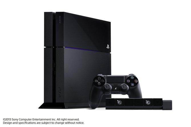 Sonys Playstation 4 soll am 29. November 2013 in Deutschland erscheinen ...