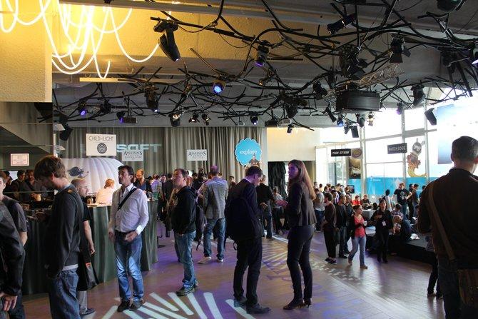 Ubisoft präsentiert in Paris die kommenden Spiele.