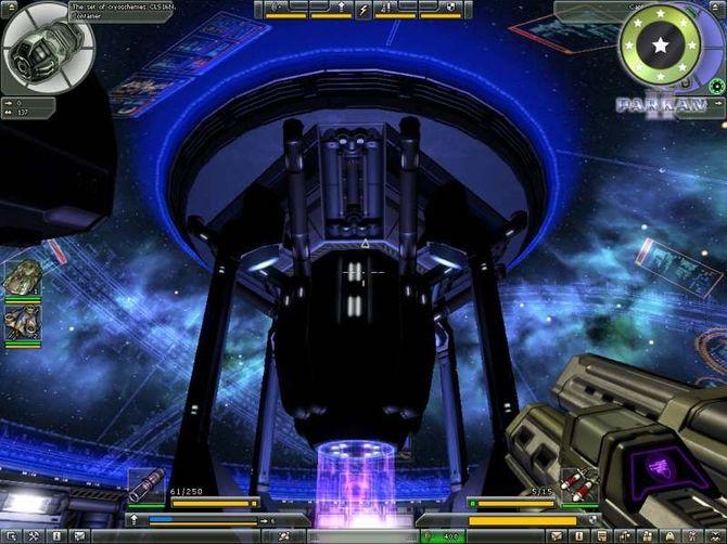 Все скриншоты из игры Parkan 2.