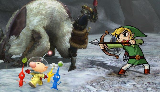 Die 20 interessantesten Spiele für Wii und Wii U 2013 geizen nicht mit Abwechslung.