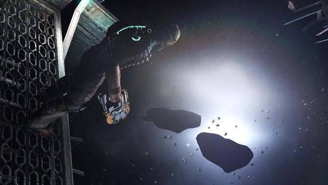 In Dead Space spielt auch die Schwerkraft eine Rolle.