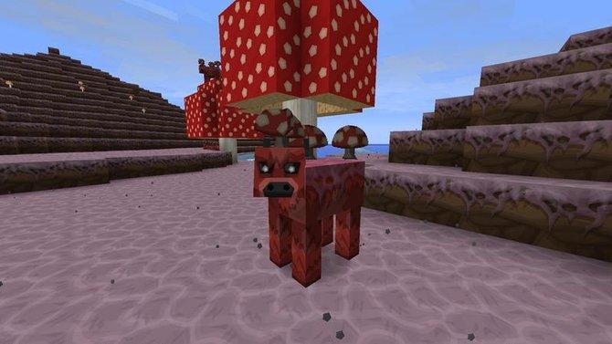 Links ist vermutlich ein Hund. In der Mitte seht ihr brennende Zombies. Und das Bild rechts zeigt ...