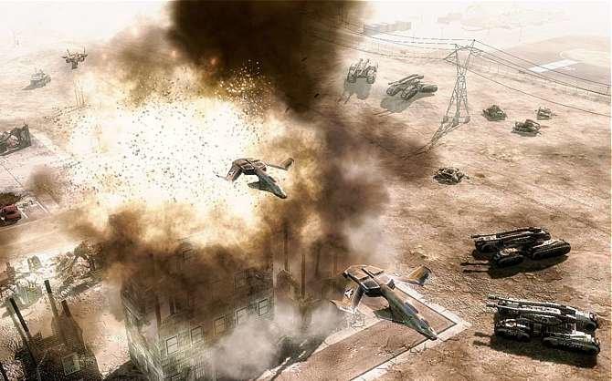 Optisch ist Command & Conquer 3 ein echter ...