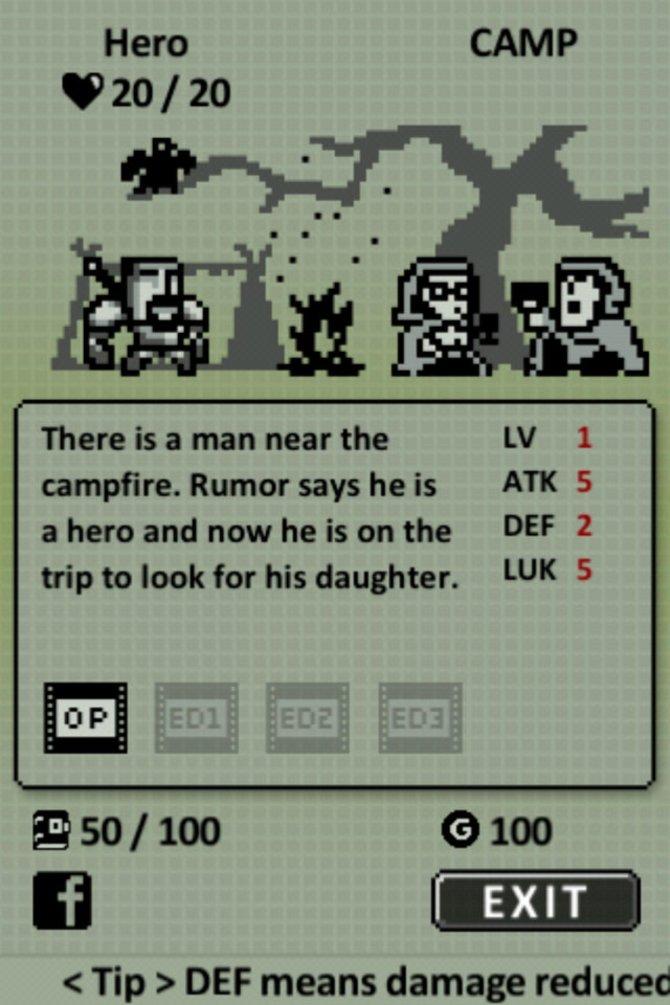 Die komplexe Spielgeschichte in drei Worten: Held sucht Tochter.