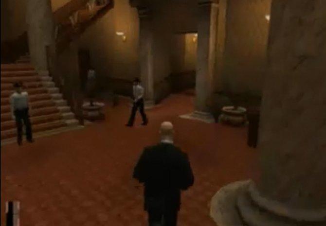 In der siebten Mission könnt ihr einen gesperrten Hotelflügel betreten.