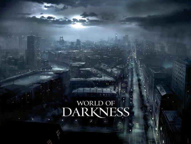 """The World of Darkness lässt die """"Pen & Paper""""-Welt von Vampire The Masquerade online aufleben."""