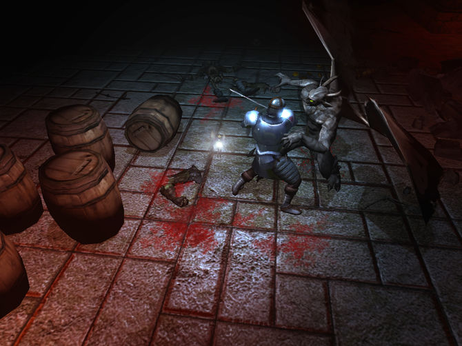 Скриншоты для игры Легенда о Таргоне Legend: Hand of God.