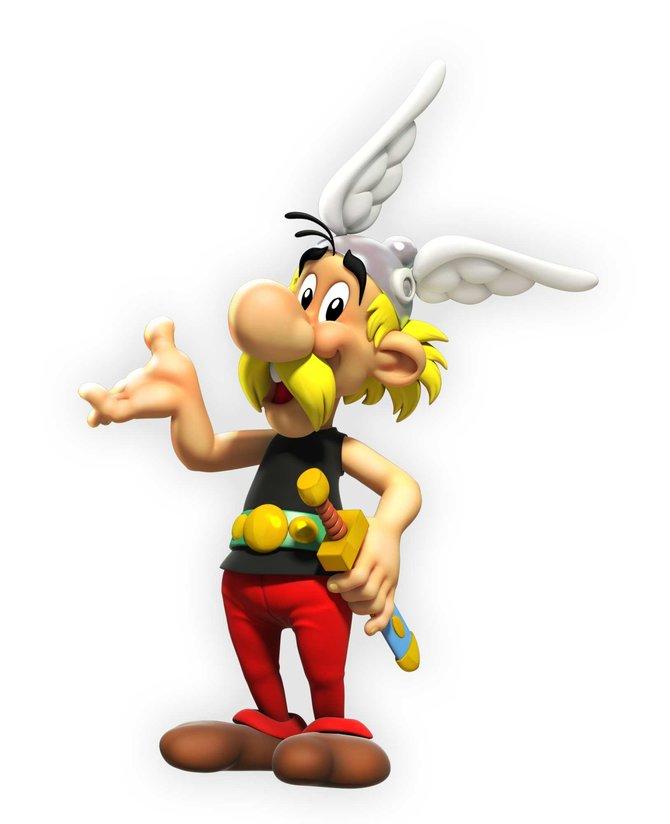 """Der berühmte Gallier Asterix bekommt mit """"Asterix & Friends"""" ein eigenes Browser-Spiel spendiert."""