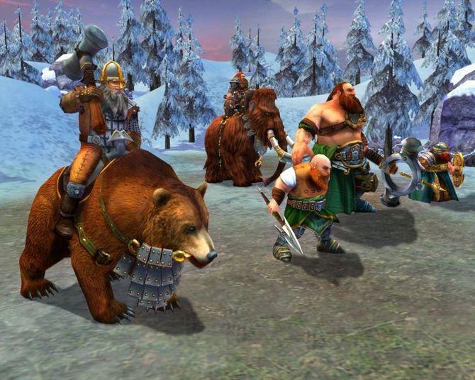 Скриншот Герои Меча и Магии 5: Владыки Севера .