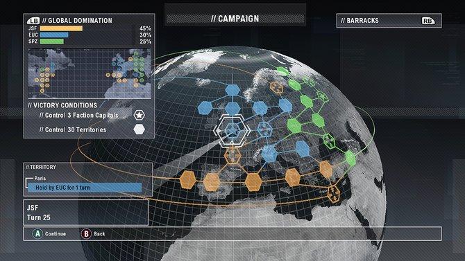 Im Gegensatz zur Total-War-Reihe geht der strategische ...