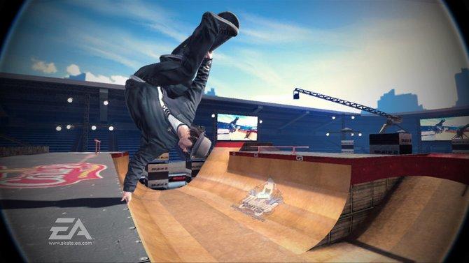 Was für ein Stress es doch ist, Skate 2 zu spielen. Mit ...