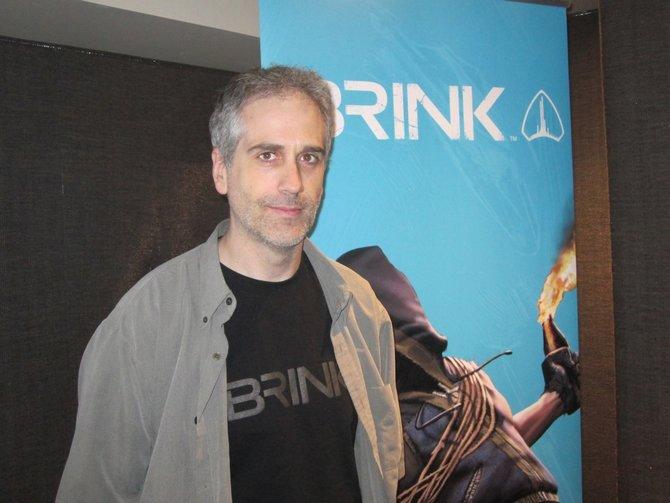 Mit Kreativchef Richard Ham sprachen wir neulich in London. Dort entstand auch das Foto von ...