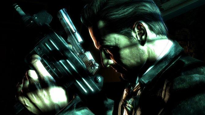 Zunächst sieht Max Payne seinen Alter Egos der Vorgänger von ...