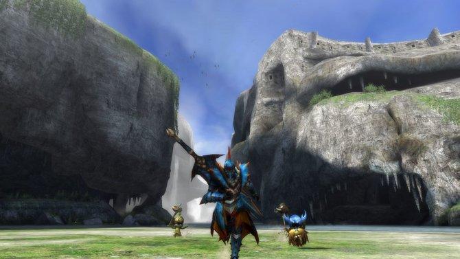 Monster Hunter 3 Ultimate kommt exklusiv für Wii U und 3DS.
