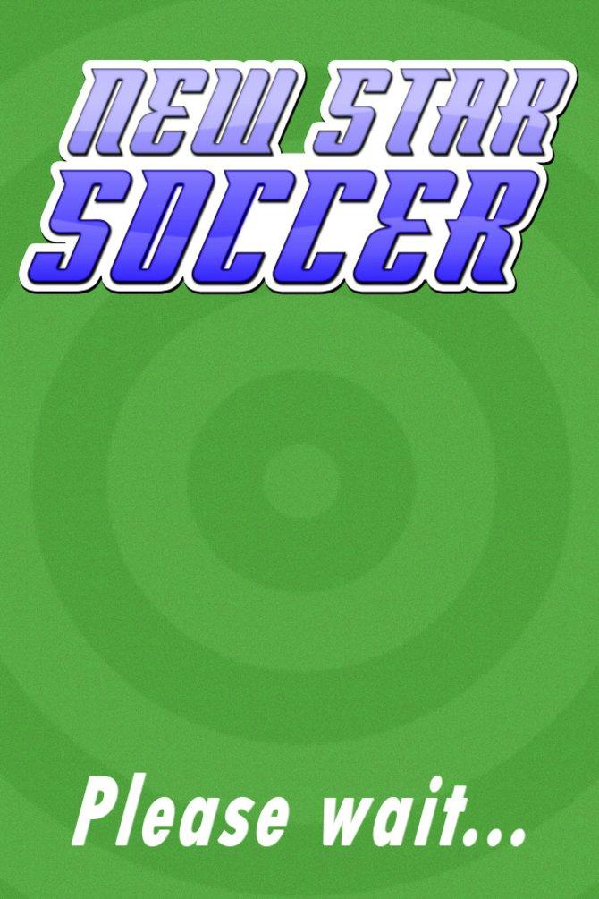 Bei New Star Soccer spielt ihr ein hoffnungsvolles Fußballtalent.