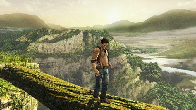 Nathan Drake ist auch auf der PS Vita auf Abenteuer-Reise.