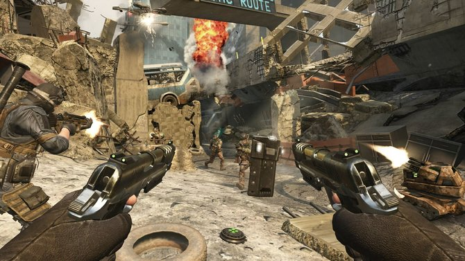 Der Mehrspieler-Modus von Black Ops 2 ist sehr schnell. Davon konnte sich spieletipps schon kurz vor dem Start der Gamescom überzeugen.