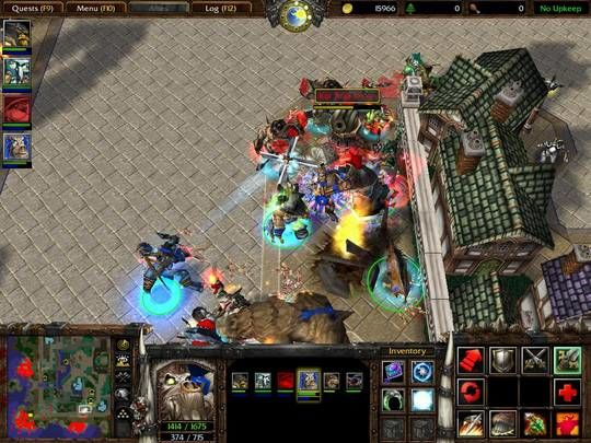 And message defense warcraft throne warcraft frozen up-to-date unmodified 1