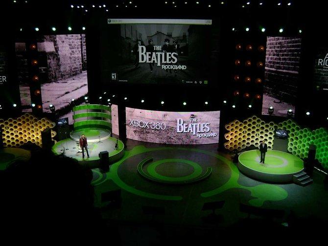 Nach einem fulminanten Start mit der Beatles-Show gab es ...