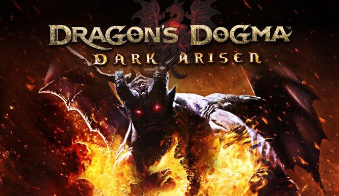 Grause Monster, lodernde Flammen... bei Dragon's Dogma - Dark Arisen geht's düster zu.