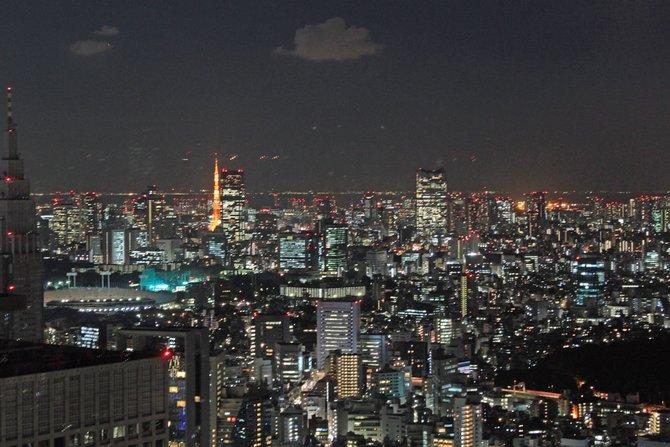 Der Großraum Tokio ist von der Einwohnerzahl zehnmal so groß wie Berlin. ...