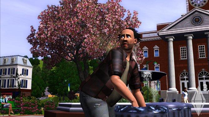 Das persönliche Verhalten der Sims spielt eine wichtige ...