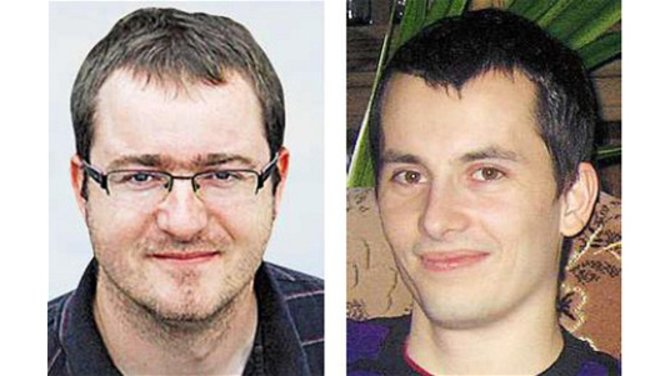 Ivan Buchta und Martin Pezlar sitzen wegen angeblicher Militärspionage in Haft. Nun wandten sie sich in einem Brief an die besorgte Öffentlichkeit.