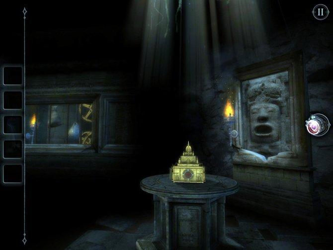 In The Room Two besucht ihr rätselhafte Orte wie diese Höhle.