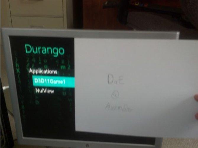 """""""Durango"""", der Projektname für den Nachfolger der Xbox 360"""