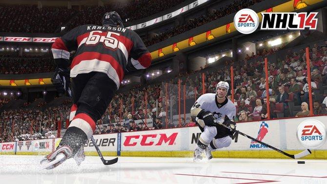 NHL 14 beinhaltet viele sinnvolle Detailsverbesserungen.