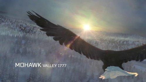 Wer die vorherigen Teile kennt, weiß, dass der Adler ein wichtiges Symbol der Reihe ist.