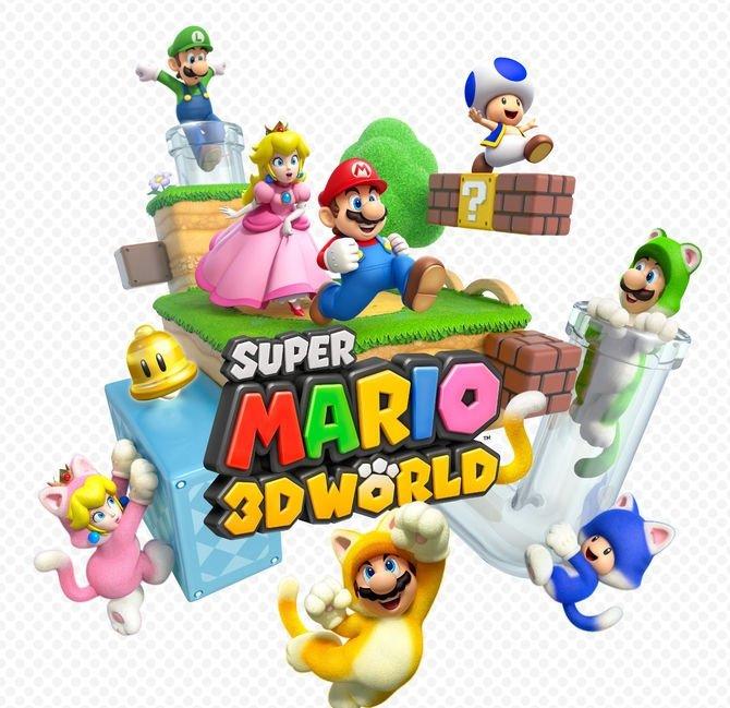 Wie versprochen hat Nintendo auf der Spielemesse E3 ein neues 3D-Mario angekündigt.