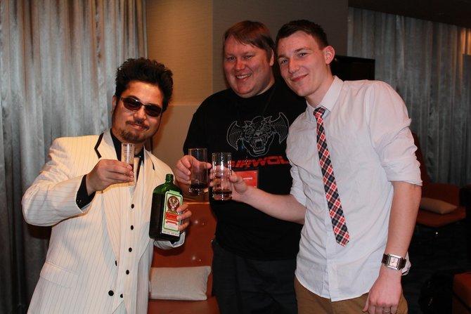 spieletipps sprach in Las Vegas mit den Tekken-Produzenten