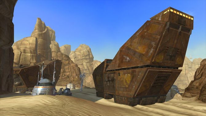 Bekannt aus Episode 4: Tatooine