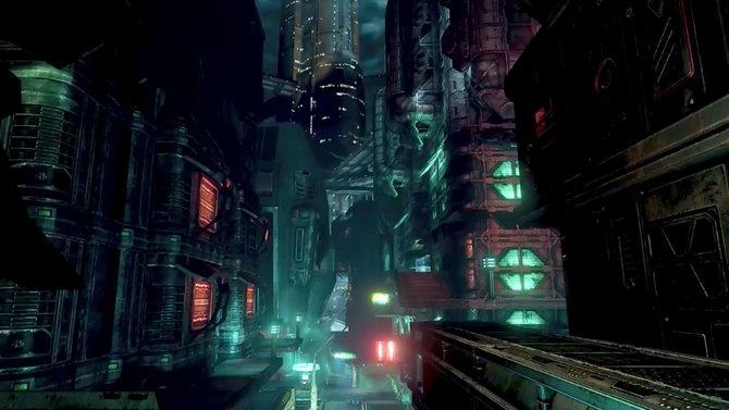 Im düsteren Großstadtdschungel dürft ihr euch frei bewegen, ...