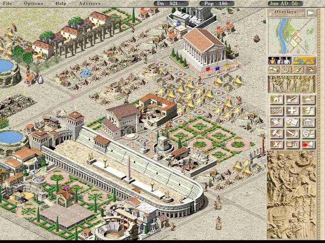 Патч к игре Caesar 4. Патч ставится на первую версию игры. . Предназначен