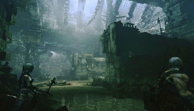 Die großartigen Kampagnen-Szenarios wie Ruinenstädte, ...