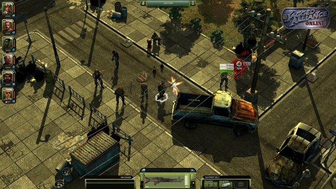 In Jagged Alliance Online ist Köpfchen gefragt. In rundenbasierten Gefechten bekriegt ihr euch mit anderen Spielern.