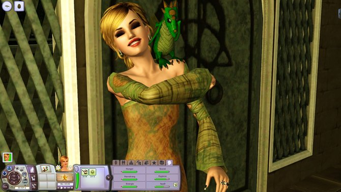 Dragon Valley erfreut die Sims mit süßen Drachenkinder.