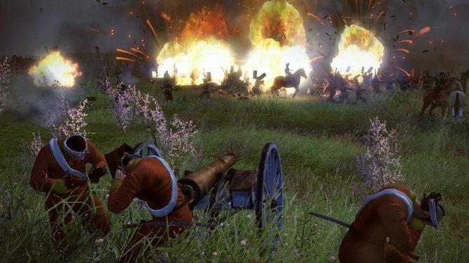 Bessere Kanonen bringen den Gegnern einen schnellen Tod.