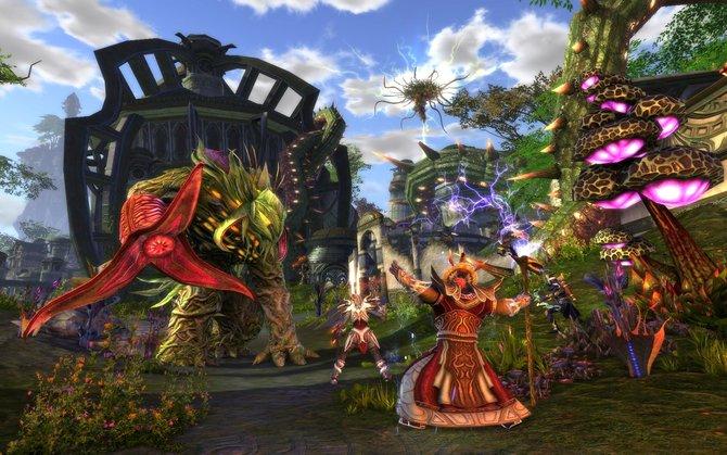 Storm Legion erweitert Rift um zwei neue Kontinente, die zusammen dreimal ...