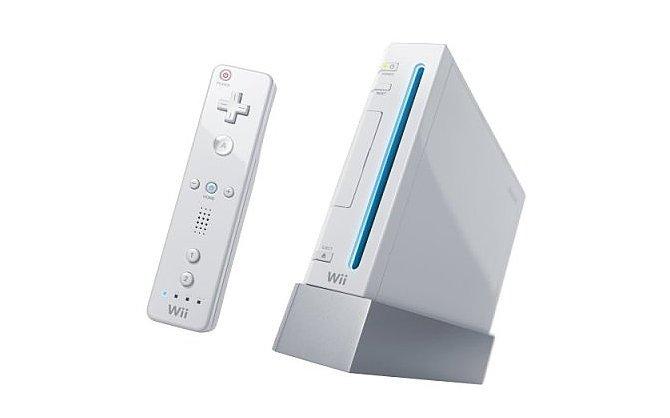 Nintendo entschied sich für ein schlichtes Design der Konsole, ...