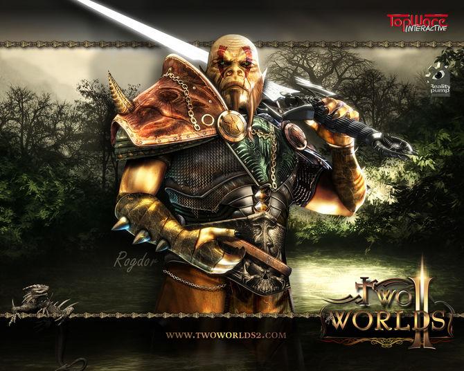 Демо версия Two Worlds 2 Патч для Two Worlds 2 Трейнер для Two
