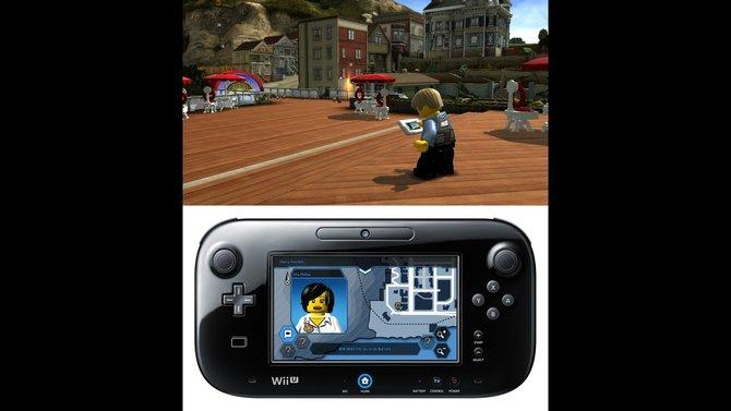 Links seht ihr ein Beispiel, wie ihr mit der Unterstützung des Wii U Gamepads eine Mission ...