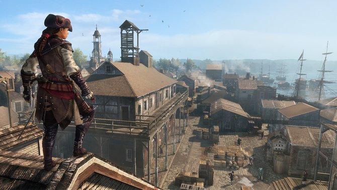 Aveline und ihre Welt sehen in Assassin's Creed - Liberation HD prima aus.