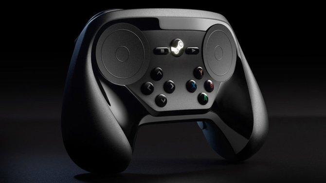 Der Steam-Controller erhält ein neues Aussehen.