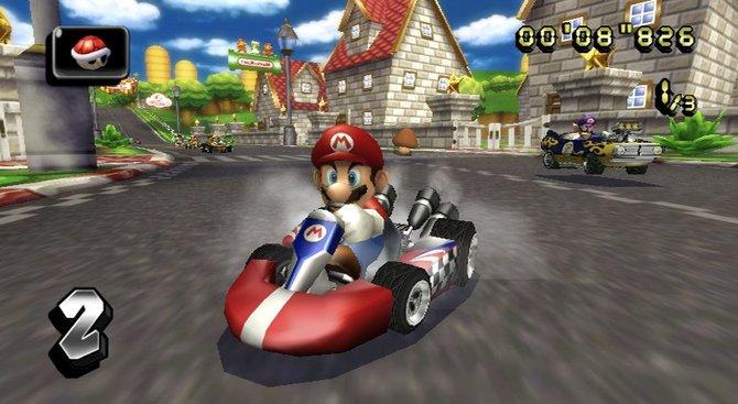 Zwei Spiele kommen von Nintendo, deren Konzepte unterschiedlicher kaum sein ...