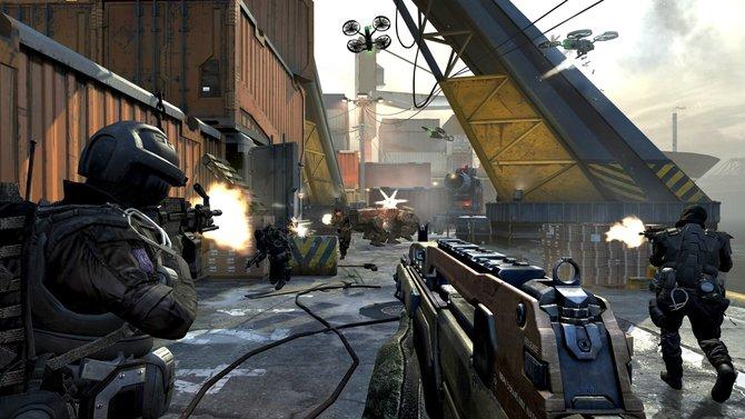 In Call of Duty - Black Ops 2 rückt ihr den Bösewichten mit hochentwickelter Technik zuleibe.
