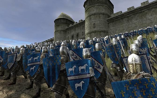 Medieval 2 sieht optisch erstklassig aus und erinnert an pompöse Monumentalfilme. Need for Speed ...