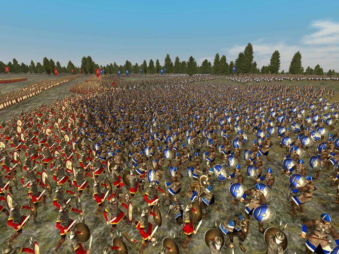 Rome Total War Gold - скачать торрент игру бесплатно. как изменить.